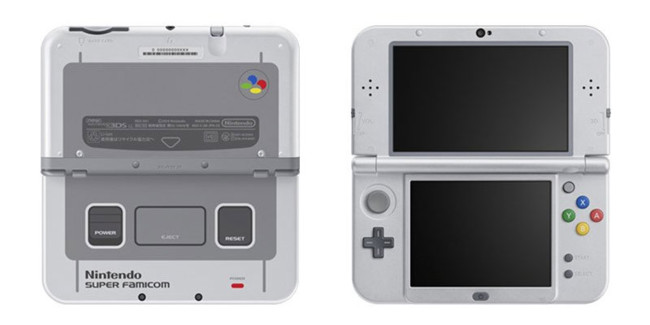 New 3ds Xl Famicom