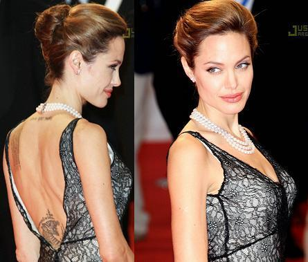 Las joyas de Angelina Jolie