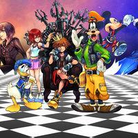 Disney quiere hacer una película de 'Kingdom Hearts'