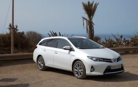El Toyota Auris hybrid Touring Sports a prueba: Salimos de viaje