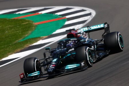 Hamilton Gran Bretana F1 2021