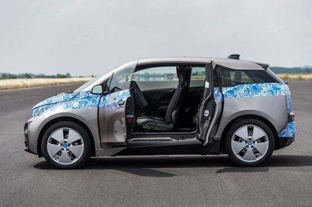 BMW i3 - puertas abiertas