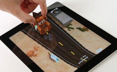 Disney convierte el iPad en un accesorio de sus nuevos juguetes