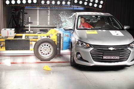 Chevrolet New Onix Prueba Ltin Ncap 2019 9