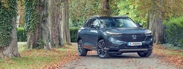 Probamos el nuevo Honda HR-V híbrido: el SUV mediano de Honda se renueva sin salirse de su zona de confort