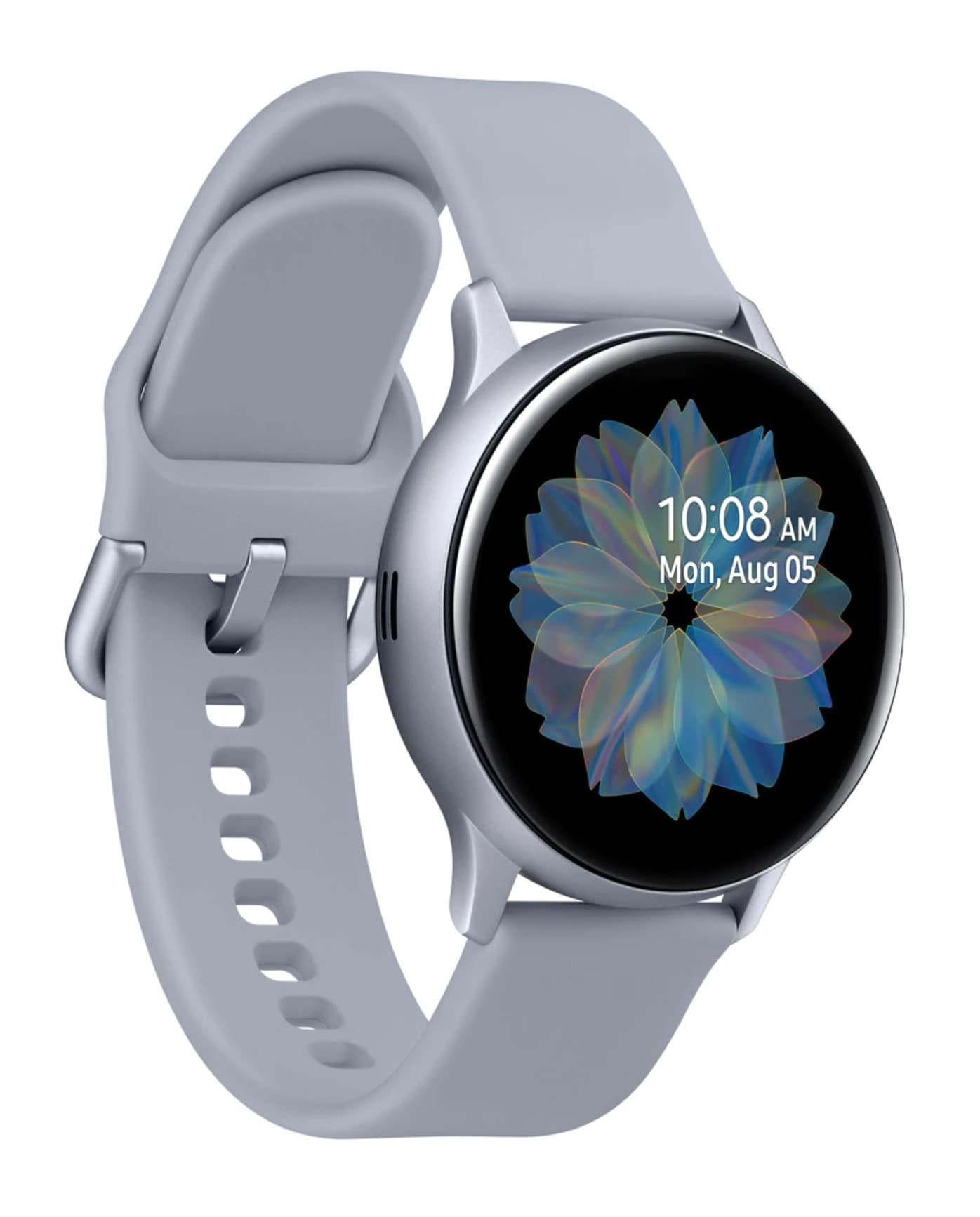 Reloj inteligente Smartwatch Samsung Galaxy Watch Active 2 Bluetooth 40 mm Aluminio Plata