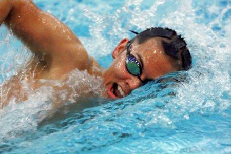 Cómo utilizar la piscina para perder peso