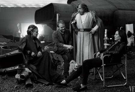'Star Wars' no está siguiendo ningún plan... pero Rian Johnson pide calma a los fans