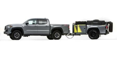 Toyota TRD-Sport Trailer, el remolque que necesitas para tu próxima aventura