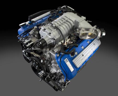 Motor 5.4 V8 Special Vehicle Team