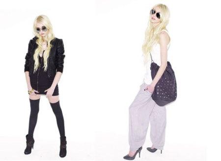 Taylor Momsen para New Look Primavera-Verano 2010