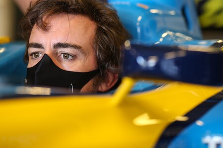 Alonso Renault F1 2020