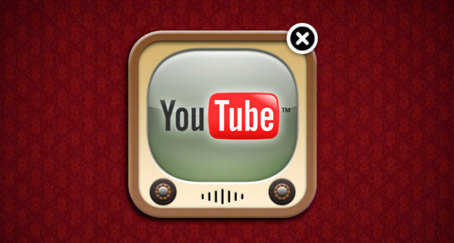 YouTube iOS 6