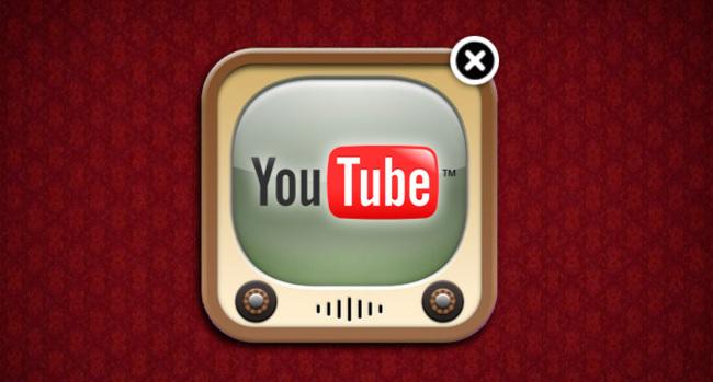 YouTube iOS™ 6