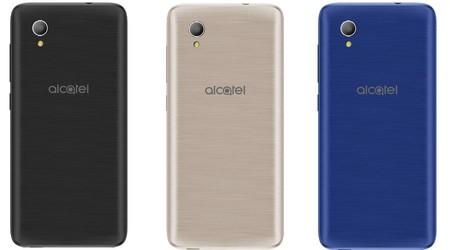 Alcatel 1 Colores