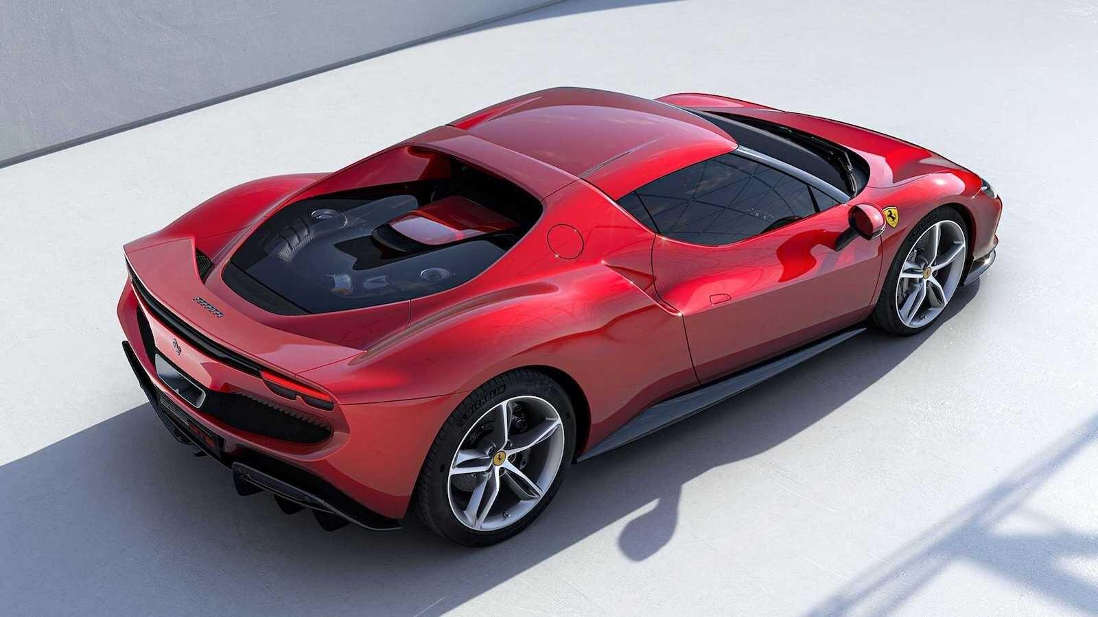 Foto de Ferrari 296 GTB (5/14)