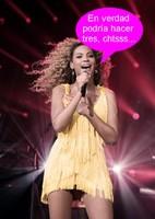Beyoncé es muy mujer, sabe hacer dos álbumes al mismo tiempo