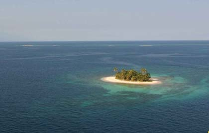 ¿Dónde queda la isla de Supervivientes en Honduras?