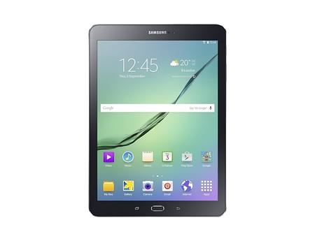 Es Galaxy Tab S2 9 7 T813 Sm T813nzkephe 000000001 Front Black