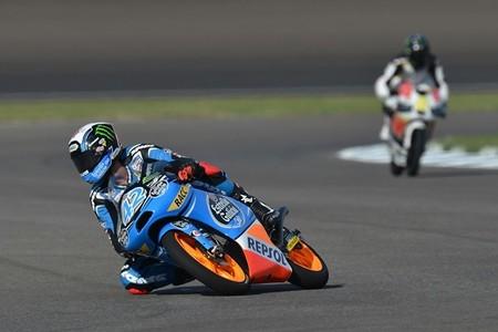 MotoGP Indianápolis 2013: Álex Rins firma su segunda victoria consecutiva en Moto3