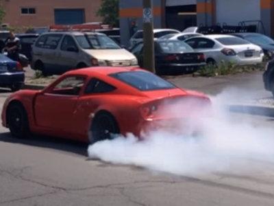 ¿Harto de Tesla? Pues aún no has visto el Electric 818: Tesla Model S + Chevrolet Volt + 818 Kit Car