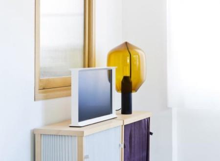 Samsung Serif TV, una pieza de diseño a cargo de Ronan & eran Bouroullec