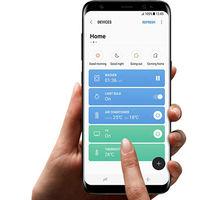Samsung Connect: el sistema que conecta el Galaxy S8 con el hogar