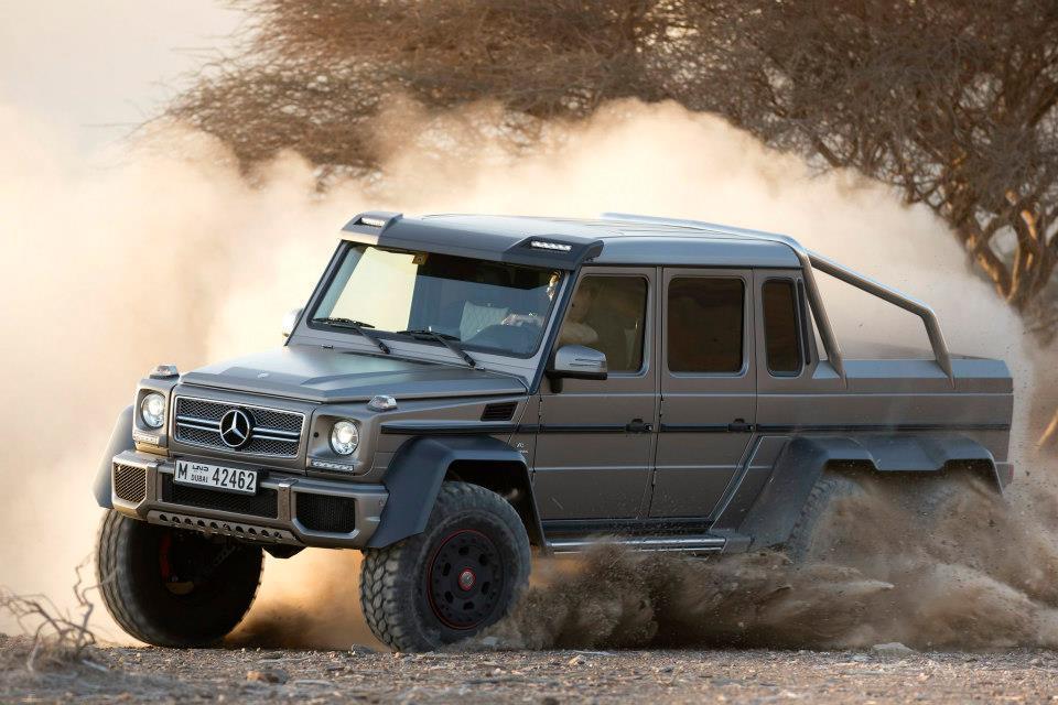 Foto de Mercedes G63 AMG 6x6 (9/13)
