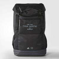 El hombre de hoy y su mochila Adidas Wanderlust