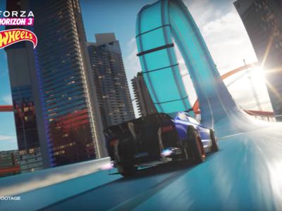 Hot Wheels en Forza Horizon 3, con esta expansión tu infancia regresará en HD y en un mundo abierto