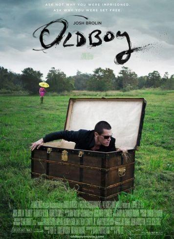Cartel de Oldboy
