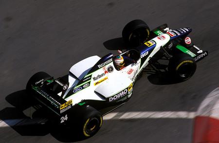 Badoer Monaco F1 1995
