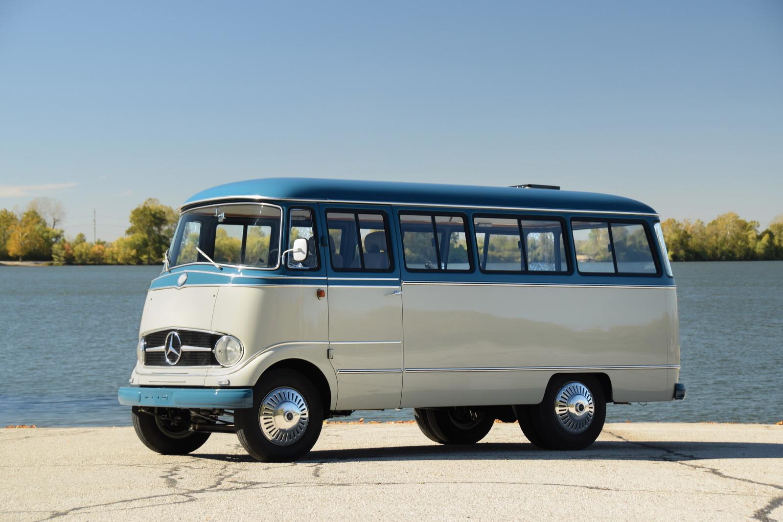 Foto de Mercedes-Benz O 319 de 1959, a subasta (1/19)