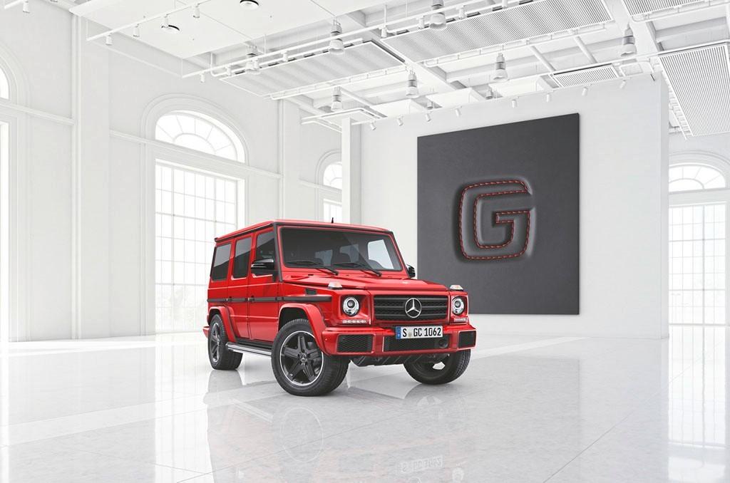 Foto de Mercedes-Benz lanza dos ediciones especiales del Clase G (2/6)