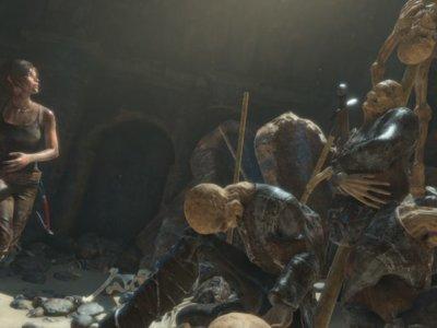 El Despertar de la Fría Oscuridad, el último DLC de Rise of the Tomb Raider, se estrenará el 29 de marzo
