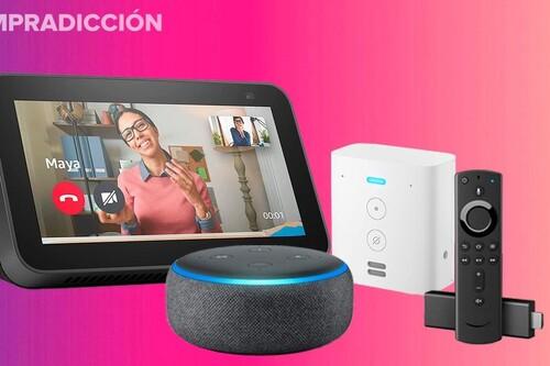 Comienza curso estrenando un dispositivo Amazon al mejor precio: rebajas en Kindle, Fire TV, Echo, eero, Blink o Ring