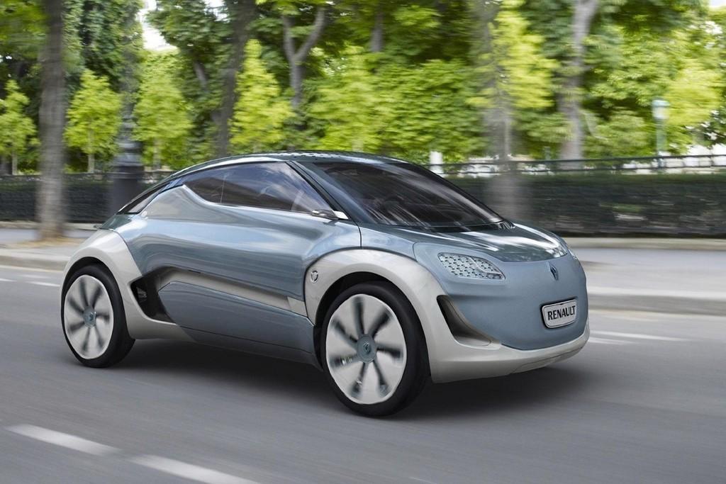 Foto de Renault Zoe Z.E. Concept (2/12)