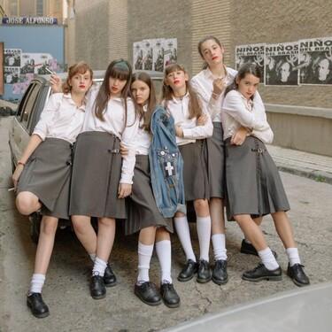 'Las niñas': así consigue retratar a toda una generacion de mujeres crecidas en los 90 la película favorita de los Goya 2021