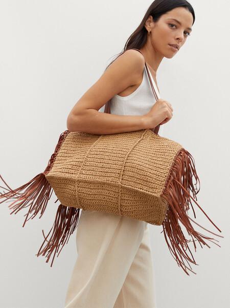 Bolsos de playa de Parfois perfectos para usar durante todas las vacaciones