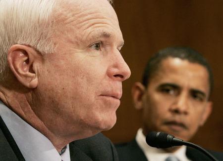 McCain versus Obana