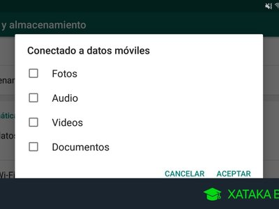 Cómo desactivar la descarga automática de imágenes de WhatsApp para ahorrar datos