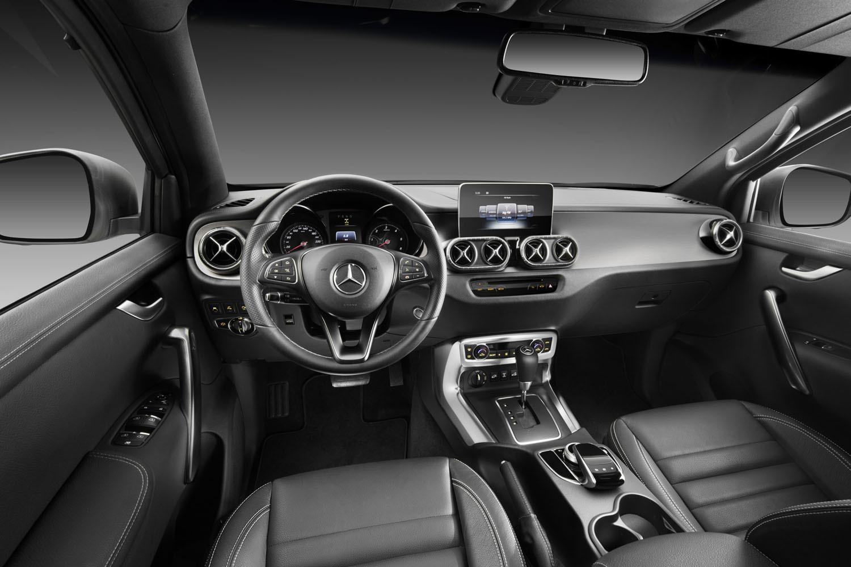 Foto de Mercedes-Benz Clase X Power (43/44)