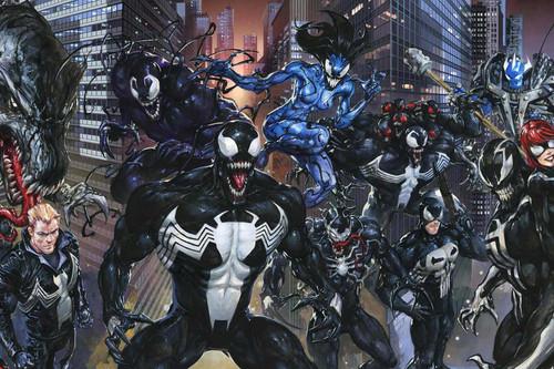 Hemos intentado buscar los 17 cómics que merecen la pena de Venom como personaje y solo hemos encontrado 13
