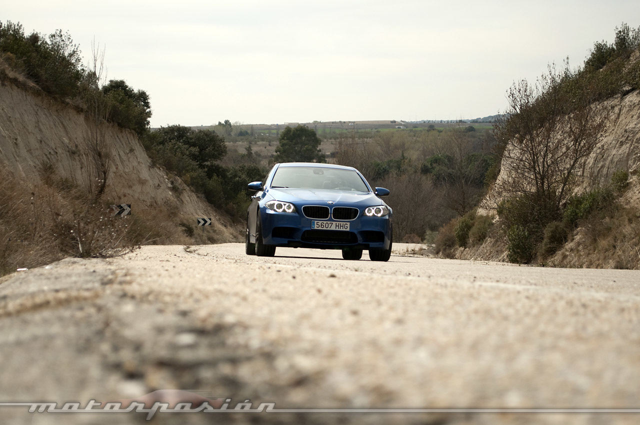 Foto de BMW M5 (Prueba) (134/136)