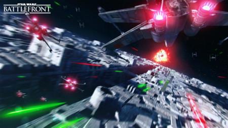 El nuevo tráiler de Star Wars: Battlefront muestra cómo destruir la Estrella de la Muerte en su nuevo DLC