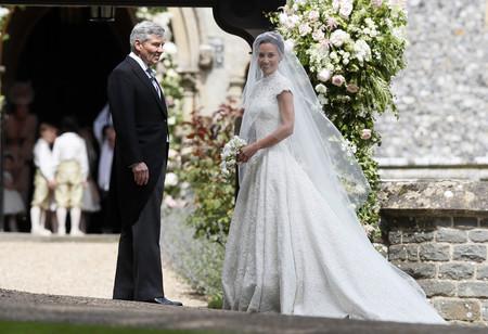 El Vestido De Novia De Pippa Middleton 3