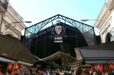Turismo gastronómico: visita al Mercado de la Boquería de Barcelona