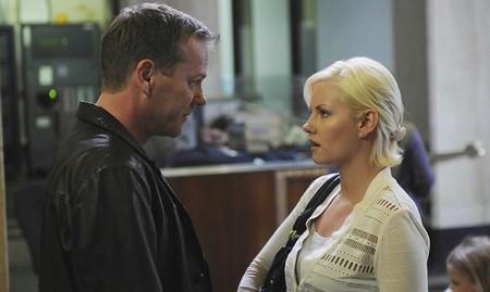 Jack Bauer con su hija Kim