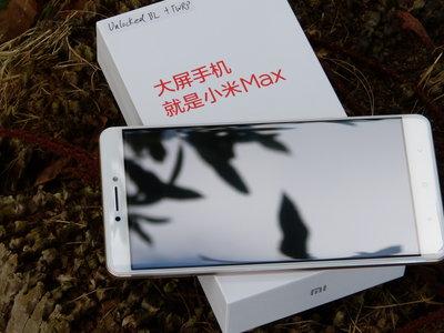 Xiaomi Mi Max, análisis: un gigante con mucho que decir en el mercado Android