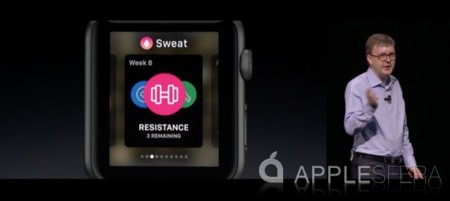 Apple presenta watchOS 3, la nueva versión del sistema operativo de Apple Watch